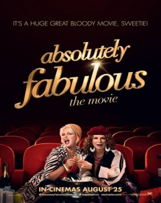 فيلم Absolutely Fabulous: The Movie 2016 مترجم