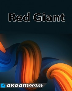 فلاتر ريدجاينت Red Giant Trapcode Tao 1.1.0