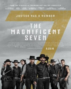 فيلم The Magnificent Seven 2016 مترجم