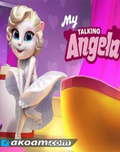 لعبة My Talking Angela v2.8.1.44