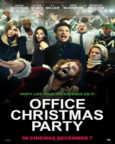 فيلم Office Christmas Party 2016 مترجم HDCAM
