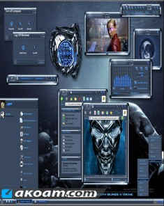 برنامج Stardock Windowblinds 10.5