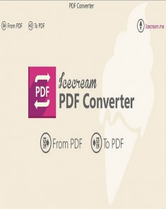 برنامج Icecream PDF Converter Pro v2.67 Full