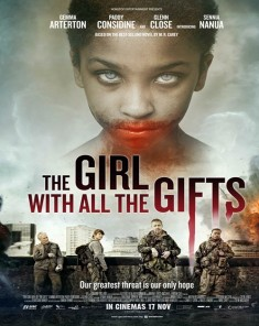 فيلم The Girl With All The Gifts 2016 مترجم