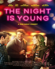 فيلم The Night Is Young 2015 مترجم