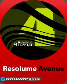 برنامج Resolume Avenue 4.6.3 Multilingual