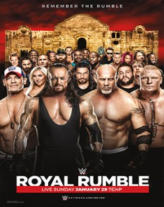 مهرجان WWE Royal Rumble 2017