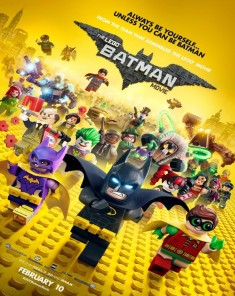 فيلم The LEGO Batman Movie 2017 مترجم HDCAM