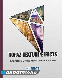 فلتر الفوتوشوب Topaz Texture Effects v2.1.0 Final