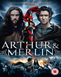 فيلم Arthur And Merlin 2015 مترجم