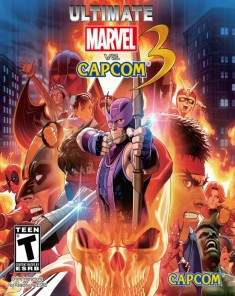 لعبة Ultimate Marvel vs Capcom 3 بكراك CODEX