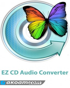 برنامج EZ CD Audio Converter Ultimate v5.4.0.1 Final