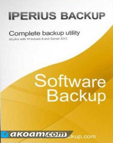 برنامج Iperius Backup Full v4.8.3 Final