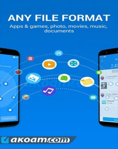 برنامج SHAREit File Transfer & Sharing v3.6.98
