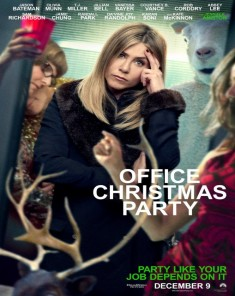 فيلم Office Christmas Party 2016 مترجم