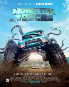 فيلم Monster Trucks 2016 مترجم