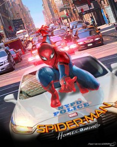 اعلان فيلم Spider-Man: Homecoming 2017 مترجم