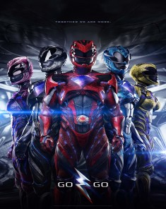 فيلم Power Rangers 2017 مترجم HD-TS
