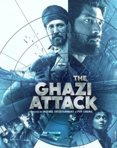 فيلم The Ghazi Attack 2017 مترجم