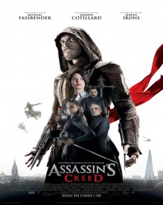 فيلم Assassin's Creed 2016 مترجم 3D