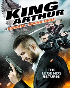 فيلم King Arthur and the Knights of the Round Table 2017 مترجم