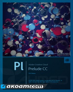 برنامج Adobe Prelude CC 2017.1 6.1.0.82 Multi