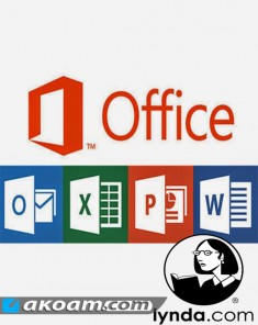 كورس Lynda Complete Office 2013 preparation Exam 2017