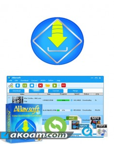 برنامج Allavsoft Video Downloader Converter v3.14.4.6325