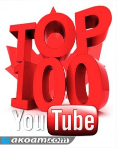 Youtube Top 100 April 2017