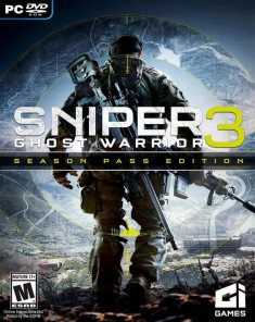 لعبة Sniper Ghost Warrior 3 نسخة ريباك
