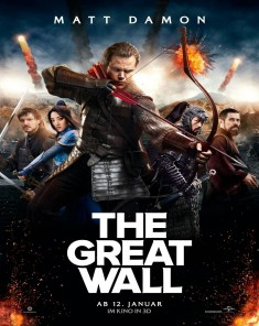 فيلم The Great Wall 2016 مترجم