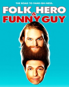 فيلم Folk Hero And Funny Guy 2016 مترجم