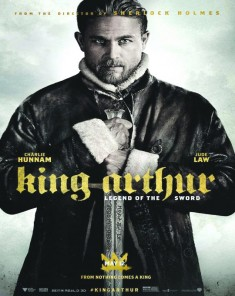 فيلم King Arthur: Legend of the Sword 2017 مترجم HDCAM