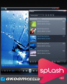 برنامج Mirillis Splash 2.1.0.0 Full