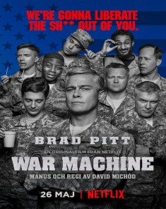فيلم War Machine 2017 مترجم