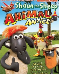 فيلم Shaun The Sheep Animal Antics 2017 مترجم
