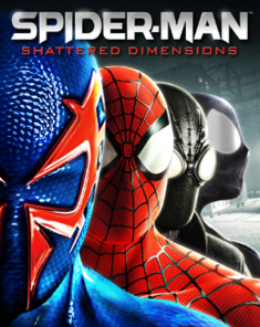 لعبة Spider Man Shattered Dimensions ريباك فريق RG Mechanics
