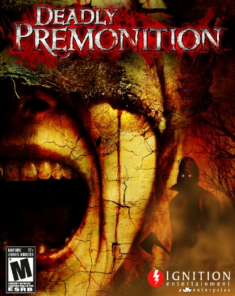 لعبة Deadly Premonition ريباك فريق RG Mechanics