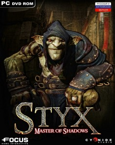 لعبة Styx Master of Shadows ريباك فريق RG Mechanics