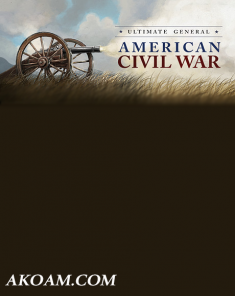 لعبة Ultimate General Civil War بكراك CODEX
