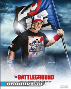 مهرجان WWE Battleground 2017