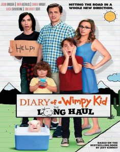 فيلم Diary of a Wimpy Kid: The Long Haul 2017 مترجم
