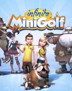 لعبة Infinite Mini Golf بكراك PLAZA