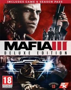 لعبة Mafia 3 Digital Deluxe Edition ريباك فريق FitGirl