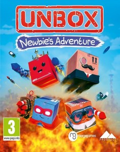 لعبة Unbox Newbies Adventure بكراك CODEX
