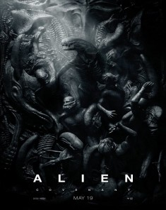 فيلم Alien: Covenant 2017 مترجم 1080p WEB-DL