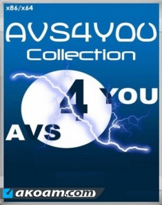 حزمة AVS4YOU Software AIO Installation Package 4.0.1.145