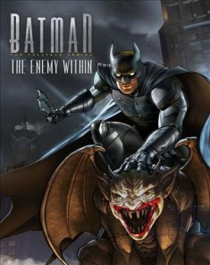 لعبة Batman The Enemy Within Episode 1 بكراك CODEX