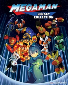 لعبة Mega Man Legacy Collection 2 بكراك DARKSiDERS