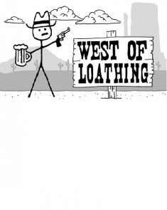 لعبة West of Loathing بكراك DARKSiDERS